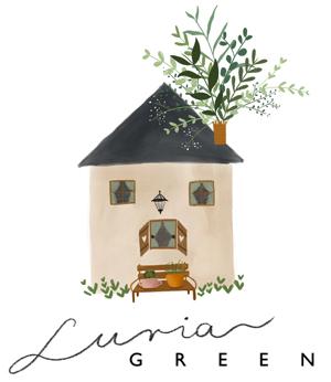 Luria_green_logo